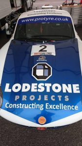 Alex Toth-Jones Racing and Lodestone Projects