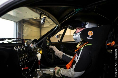 Alex Toth-Jones Racing Ginetta Challenge